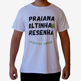 344993ba3 Espremer Latinha De Cerveja - Camisetas Manga Curta para Masculino no  Mercado Livre Brasil