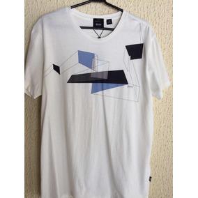 36000b12fb6 Camiseta Masculina Hugo Boss Original Mod Slim Fit