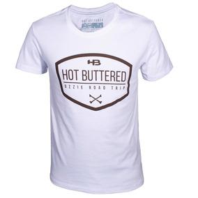 420663afd Camiseta Hbs - Calçados, Roupas e Bolsas no Mercado Livre Brasil