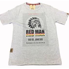 9d020ea6b Camiseta Red Bull Soccer Det Marinho por Futfanatics · Camiseta Masculina  Red Man Tam P Original Vários Modelos