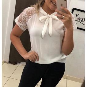 9829f24698 Blusa Feminina Social Nadador Tamanho M - Blusas para Feminino em São Paulo  Zona Sul no Mercado Livre Brasil