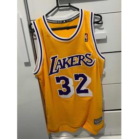 30124d0c2 Regata Adidas Nba La Lakers no Mercado Livre Brasil