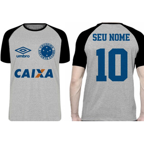 5e2d78c808712 Camisa Do Cruzeiro Personalizada - Camisetas Manga Curta para ...