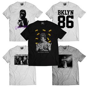 5e8632e1fc2fa Camiseta Catrina Mcd Camisetas - Camisetas e Blusas con Mercado ...
