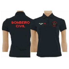 a7fc62ffc5eb9 Camisa Polo Massoterapia no Mercado Livre Brasil