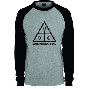 4a245d6445df0 Camiseta Damassaclan Branca - Calçados