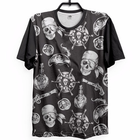 259d90b35 Camiseta Old Navy Masculina Preta Skull Caveira Media - Camisetas ...