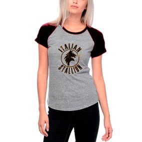 171a1aaeb Camisetas Rocky Balboa Todos Os - Camisetas Manga Curta para ...
