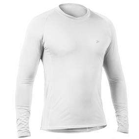 87abcd2c9a ... Camisas Masculina Blusas Femininas. São Paulo · Camiseta Poker Manga  Longa Uv Skin Basic Ii Branco