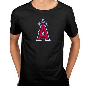 64c241453 Camiseta Los Angeles Angels Mlb Major League Baseball