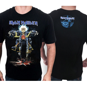 5bb3b5ffe360 Camisa Motley Crue Consulado - Camisetas e Blusas no Mercado Livre ...