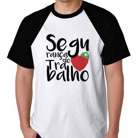 6086991e1ebeb Segurança Trabalho Camisa Camiseta Frete Grátis Unissex