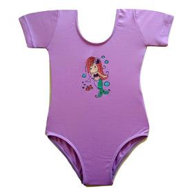 8586f39983 Body Infantil Bailarina Bordado - Camisetas e Blusas no Mercado ...