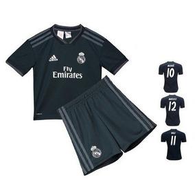 d99edaadb9822 Conjunto Abrigo Adidas Real Madrid no Mercado Livre Brasil