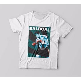 1478a07a7 Baby Look Rocky Balboa - Luta - Arte Pop - Frente Estampada
