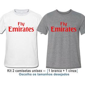 983d9695bdf22 Conjunto Fly Emirates no Mercado Livre Brasil