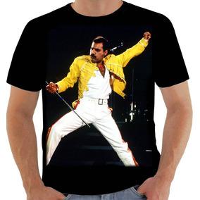 85c172d30be23 Camiseta Ou Regata Freddie Mercury Queen May Taylor 9645