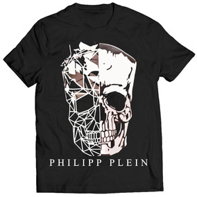 dffb96577080e Philipp Plein Camisa no Mercado Livre Brasil