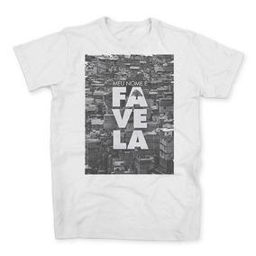 9034365f47415 Camisa De Time Da Favela Dz7 - Camisetas Manga Curta para Masculino ...