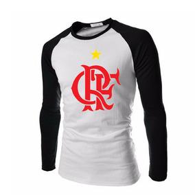 8a49b8747 Camisa Flamengo Manga no Mercado Livre Brasil