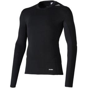 106d209771a1c Camisa Compressão adidas Techfit Base Manga Longa Sleeve