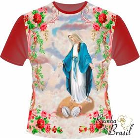 59af563309615 Nossa Senhora Das Candeias - Camisetas no Mercado Livre Brasil