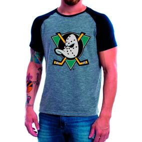 439b34d82 ... Temos Todos Os Times. São Paulo · Camiseta Raglan Cinza Anaheim Ducks  Super Pato Nhl · 2 cores