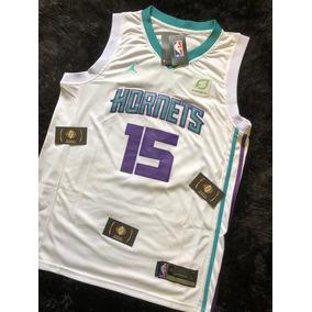 3e7fb7e07 Regata Charlotte Hornets - Camisetas e Blusas no Mercado Livre Brasil
