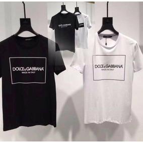 b7f28015b9c0d Camiseta Dolce Gabanna - Lançamento