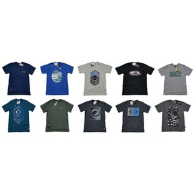 85aeb0e0139f7 Promoção Kit Atacado 10 Camisa Camiseta Oakley Masculina