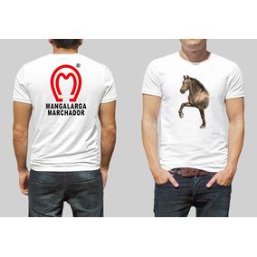 977501df0 Camiseta Mangalarga Marchador Manga Larga Country Cowboy