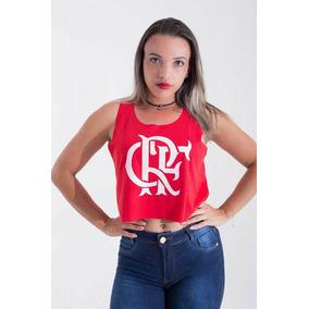d3de323dc97 Lapela Flamengo - Cropped Regatas para Feminino no Mercado Livre Brasil