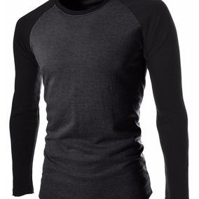 6e423461e Camiseta Raglan - Camisetas para Masculino no Mercado Livre Brasil