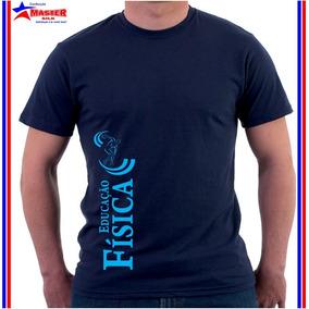 837e952bf1962 Camisa De Professor De Educa O Fisica no Mercado Livre Brasil