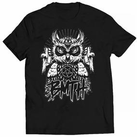 3fb92c8a7 Camisa Owl - Camisetas para Masculino no Mercado Livre Brasil