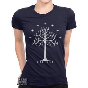 ee32d5fb99527 Camiseta Arvore Branca - Camisetas e Blusas no Mercado Livre Brasil
