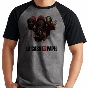 a282175e8 Camiseta La Bella Mafia no Mercado Livre Brasil