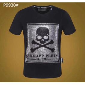 b675c5d8baaf8 Camiseta Philipp Plein - Calçados