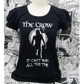 064981560 Camiseta Crower Tamanho P - Camisetas e Blusas para Feminino no ...