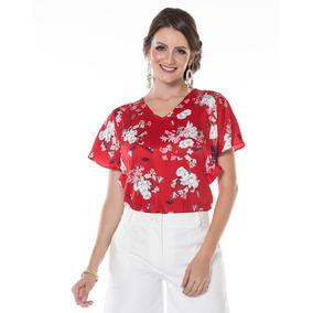 20bda9905d802 Blusa Soltinha - Blusas para Feminino no Mercado Livre Brasil
