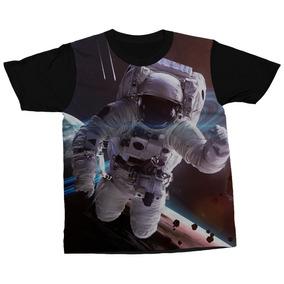 5aefd13ee Blusa Espaço - Camisetas em Paraná no Mercado Livre Brasil