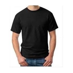 30f2321c4 Kit 05 Peças - Camiseta Básica Helanquinha Preto