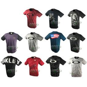 5e6b67f073782 Kit 10 Camisetas Atacado Lost Hurley Mcd Oakley Gangster