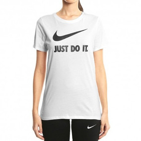 959ccad4c2062 Camiseta Nike Sportswear Crew Just Do It 889403-100