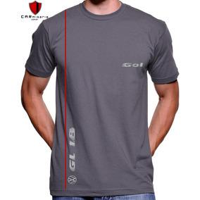 552c20caf8 Camiseta Vw Gol Quadrado - Camisetas Manga Curta no Mercado Livre Brasil