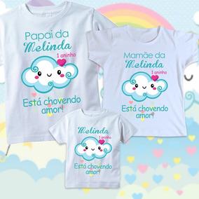 672f9b758 Personalizados. Chuvas De Bemçaos 2 Aninho - Camisetas e Blusas no ...