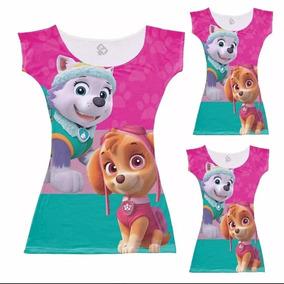 24fd5cbe18 Vestido Camiseta Barbie Adulta Tamanho P - Camisetas e Blusas para ...