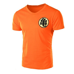 3fd95cdf4 Camisa Goku Dragon Ball P Ao G3 + Boneco Dbz Animecon - 12x