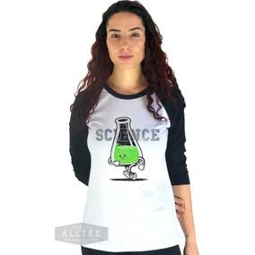 b34a7a6e5 Projeto Velejar Ciencias Camisetas Manga Longa - Camisetas e Blusas ...