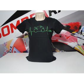 b19dfa92926fa Camiseta Baby Look Feminina Kawasaki Heart Batimento Cardiác